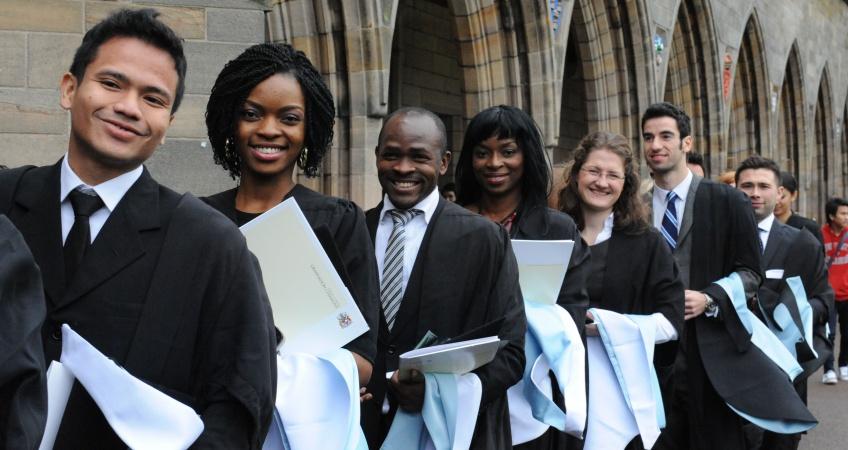 graduands1 Aberdeen